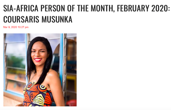 Noella Named Person of the Month image